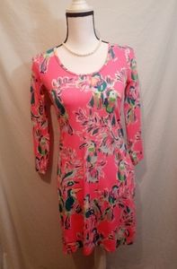 Lilly pulitzer tucan dress